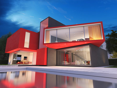 Colorful Home Skyway Home Improvement