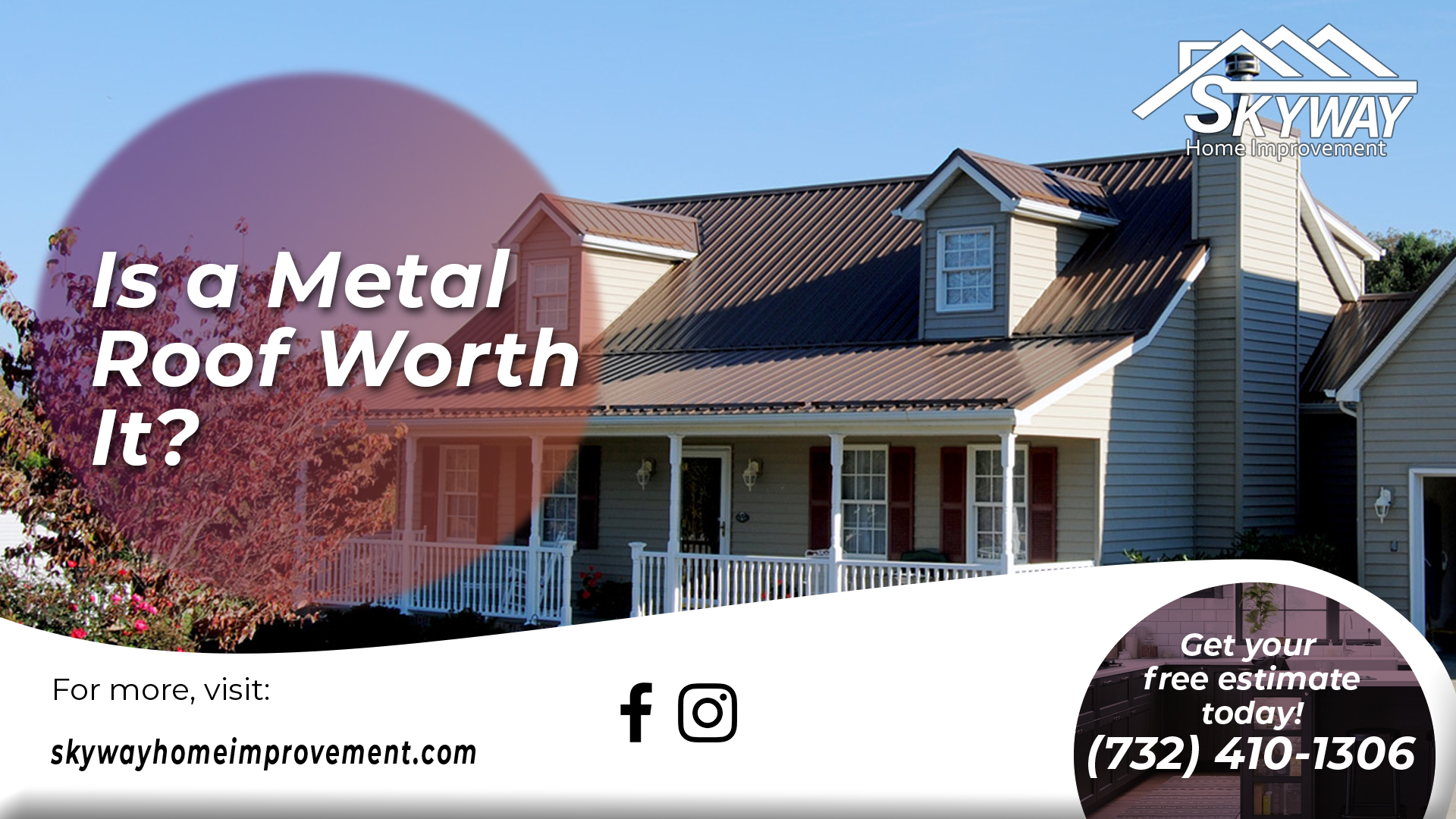 Metal Roof Skyway Home Improvement