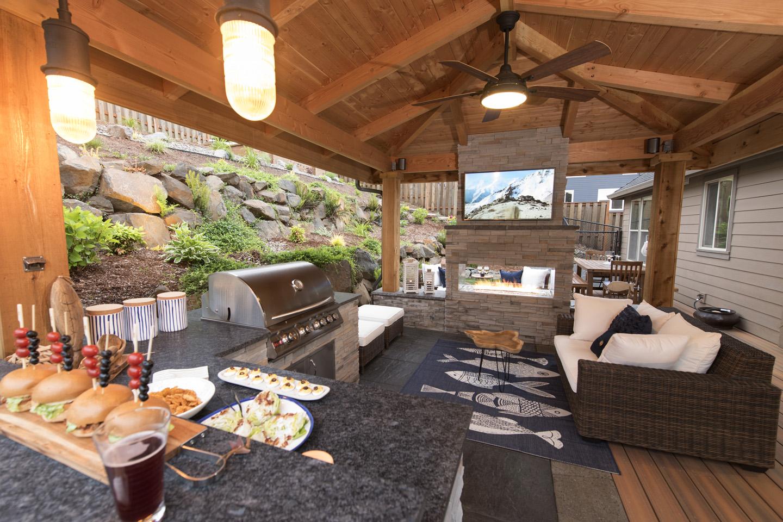 Backyard Skyway Home Improvement
