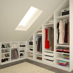 Loft conversion attic Skyway Home Improvement