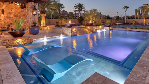 Summer Pool Skyway Home Improvement